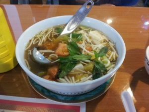 Sweet and Sour Vietnamese Soup